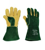 Gants de protection pour Manutentions lourdes, soudure ARC et MIG - GREEN  WELDING, Honeywell