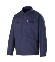 Blouson de travail BATTLE DRESS bleu Navy Cepovett