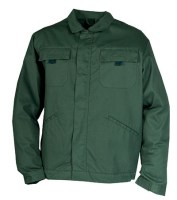 Blouson de travail BATTLE DRESS vert US Cepovett