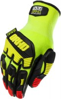 Gants de protection de sécurité KNIT NITRILE jaune Opérations de forage Mechanix wear soluprotech