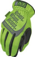 Gants de protection de sécurité SAFETY FAST FIT Jaune Mechanix wear soluprotech