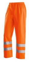 PANTALON ETANCHE ORANGE POLYESTER AMBURGO Soluprotech