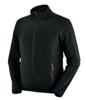 POLAIRE NOIR POLYESTER GSTAAD Soluprotech