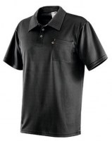 POLO NOIR POLYESTER GB DRY Soluprotech
