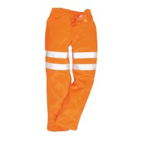Pantalon de travail Hi-Vis Polycotton orange PORTWEST