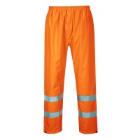 Pantalon Hi-Vis Traffic orange PORTWEST