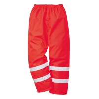 Pantalon Hi-Vis Traffic rouge PORTWEST