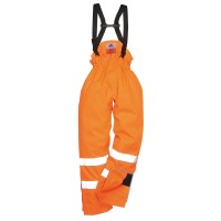 Pantalon HiVis antistatique FR Orange PORTWEST