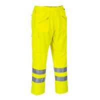 Pantalon Hi-Vis Action jaune PORTWEST
