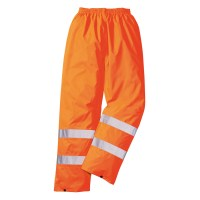 Pantalon de pluie Hi-Vis orange PORTWEST