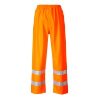 Pantalon de pluie HiVis sealtex FR orange PORTWEST