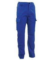 Pantalon de travail BATTLE DRESS bleu Bugatti Cepovett