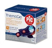 Pack de poche de gel chaud / froid réutilisable Thermogel KWK048