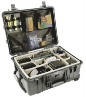 PELICASE 1560 (TROLLEY) Soluprotech