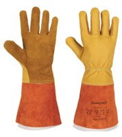 Gants de protection pour  Manutentions lourdes, soudure ARC et MIG - WELDING CUT, Honeywell