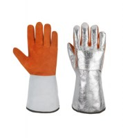 Gants de protection pour Manutentions lourdes, soudure ARC et MIG - MIG FIT, Honeywell