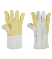 Gants de protection TOPFIRE - Projections - Protection maximale, ZETEX RH, Honeywell
