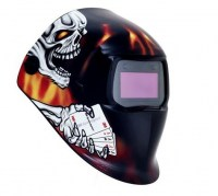 Masque de soudage Speedglas 100V Aces High, Teinte variable 8-12 3M