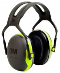 Peltor X4A Series Casque antibruit 3M