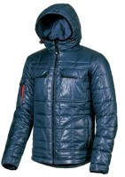 ANORAK DE TRAVAIL SKYLINE BLUE ULTRAMARINE U-POWER EXCITING