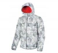 ANORAK ENFANT TRUCK GREY CAMOUFLAGE U-POWER PICCOLO