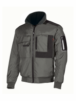 BLOUSON BOMBER DE TRAVAIL U-POWER MATE Grey Graphite, UPO-HY108GG