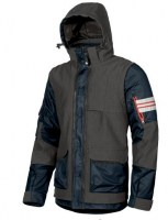 BLOUSON DE TRAVAIL ICON DEEP BLUE U-POWER EXCITING