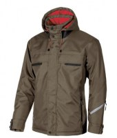 BLOUSON DE TRAVAIL SNOW MUD TITANIUM U-POWER DON'T WORRY