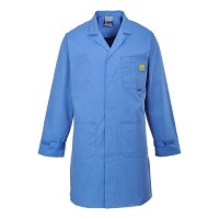 Blouse antistatique bleu hopital PORTWEST