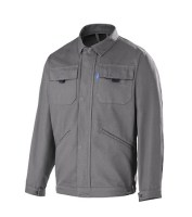 Blouson de travail BATTLE DRESS gris Convoy Cepovett