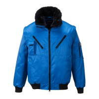 Blouson Pilote bleu royal PORTWEST