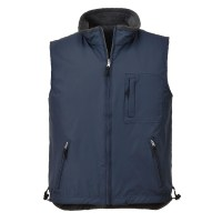 Bodywarmer RS réversible marine PORTWEST