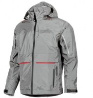 CCOQUE LAMINEE IMPERMEABLE SLIK GREY PALLADIUM U-POWER U-SUPREMACY