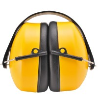 Casque anti-bruit jaune PORTWEST