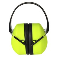 Casque antibruit super HV Jaune PORTWEST