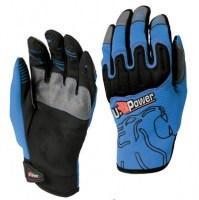 GANTS DE TRAVAIL BOOST BLUE NEON U-POWER GP