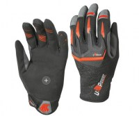 GANTS DE TRAVAIL MOTOR BLACK CARBON U-POWER GP