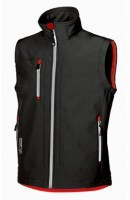 GILET DE TRAVAIL CLIMB BLACK CARBON U-POWER DON'T WORRY