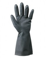 Gants en latex (Nero Cina)