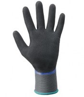 Gants 100 % en nylon et en nitrile transparent (9995 Oil)