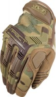 Gants de protection de sécurité M-PACT MULTICAM  Mechanix wear SOLUPROTECH