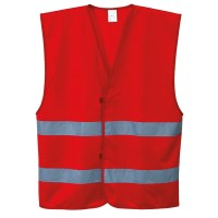 Gilet IONA rouge PORTWEST