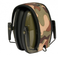 Casque antibruit pliable LEIGHTNING L0F camouflage (Blister tir), Howard Leight, SNR 25