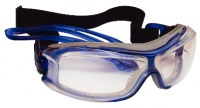 Lunettes de protection VX-7 SPROGGLE, oculaire incolore, design sportif, Honeywell