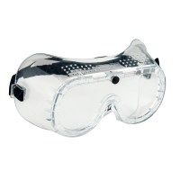Lunette masque ventilation incolore PORTWEST