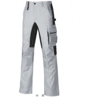 PANTALON DE TRAVAIL CRODO ZINC GREY U-POWER PS1