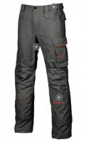 PANTALON DE TRAVAIL FREE BLACK CARBON U-POWER DON'T WORRY
