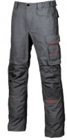 PANTALON DE TRAVAIL FREE GREY METEORITE U-POWER DON'T WORRY