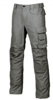 PANTALON DE TRAVAIL FREE STONE GREY U-POWER DON'T WORRY