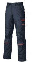 PANTALON DE TRAVAIL NIMBLE DEEP BLUE U-POWER DON'T WORRY